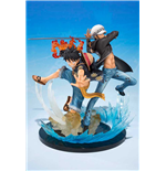 Actionfigur One Piece Zero - Monkey And Trafalgar 5th