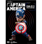Avengers Age of Ultron Egg Attack Actionfigur Captain America 15 cm