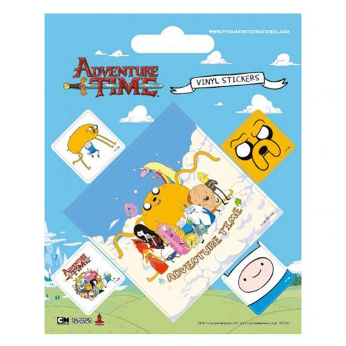 Aufkleber Adventure Time 228873