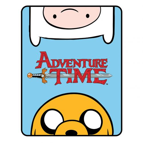 Bettzubehör Adventure Time