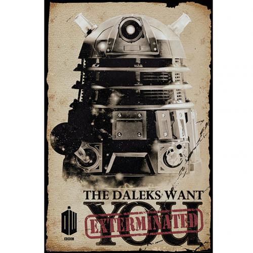 Poster Doctor Who  228964