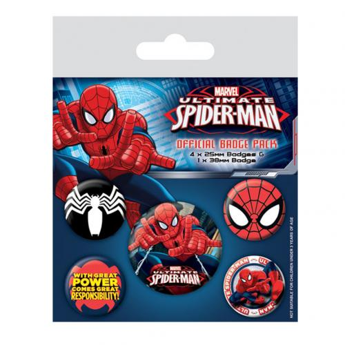 Brosche Spiderman 229027