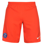 Shorts Paris Saint-Germain 2016-2017 Away (Rot)