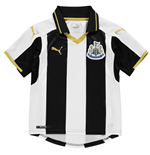 Trikot Newcastle 2016-2017 Home