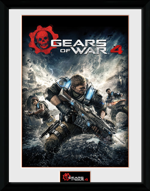 Poster Gears of War 229278