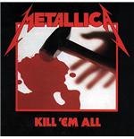 Vinyl Metallica - Kill 'Em All