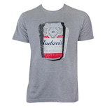 T-Shirt Budweiser Shadow Can