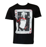 T-Shirt Harley Quinn Of Diamonds