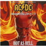 Vinyl Ac/Dc - Hot As Hell Broadcasting Live 1977 79