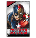 Betttuch Captain America  229976