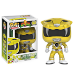 Power Rangers POP! Television Vinyl Figur Yellow Ranger 9 cm
