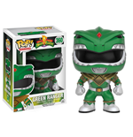 Power Rangers POP! Television Vinyl Figur Green Ranger 9 cm
