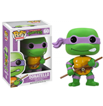 Teenage Mutant Ninja Turtles POP! Vinyl Figur Donatello 10 cm