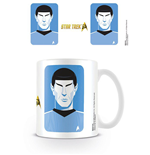 Star Trek 50th Anniversary Tasse Pop Spock