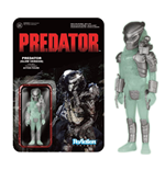 Predator ReAction Actionfigur Predator Glow In The Dark 8 cm