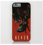 Alien iPhone 6 Plus Schutzhülle Xenomorph Upside-Down