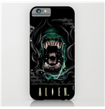 Alien iPhone 6 Plus Schutzhülle Xenomorph Smoke