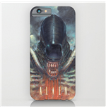 Alien iPhone 6 Plus Schutzhülle Xenomorph Blood