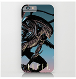 Alien iPhone 6 Plus Schutzhülle Xenomorph