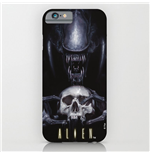 Alien iPhone 6 Plus Schutzhülle Skull