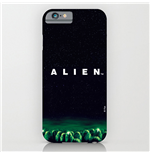 Alien iPhone 6 Plus Schutzhülle Logo