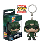 DC Comics Pocket POP! Vinyl Schlüsselanhänger Arrow 4 cm