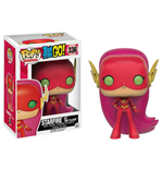 Actionfigur Teen Titans Starfire as The Flash 9 cm
