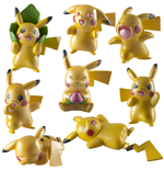Pokemon Metallic Minifiguren 4er Pack 5 cm