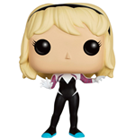 Marvel Comics POP! Vinyl Figur Spider-Gwen (Unhooded) 9 cm