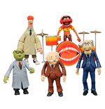 The Muppets Select Actionfiguren 13 cm Doppelpacks Serie 2 Sortiment (6)