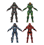 Halo 5 Guardians Serie 2 Actionfiguren 15 cm Sortiment (8)