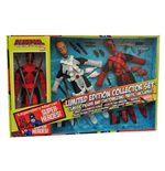 Marvel Retro Actionfigur Deadpool Limited Edition Collector Set 20 cm