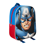 Marvel Comics 3D Rucksack Captain America