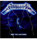 Vinyl Metallica - Ride The Lightning