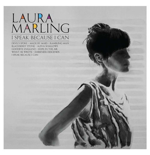 Vinyl Laura Marling - I Speak Because I Can