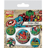 Brosche Spiderman 230886