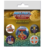 Brosche Masters Of The Universe 230912