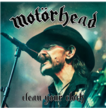 Vinyl Motorhead - Clean Your Clock (Coloured) (2 Lp)