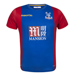 Trikot Crystal Palace f.c. 2016-2017 Home