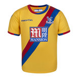 Trikot Crystal Palace f.c. 2016-2017 Away
