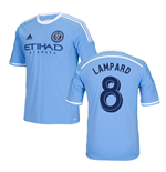 Trikot New York City 2016-2017 Home
