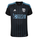 Trikot West Bromwich Albion 2016-2017 Away