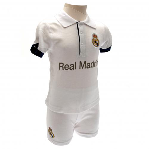 Kit Real Madrid Babys 12/18 Monate