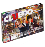 Doctor Who Brettspiel Cluedo *Englische Version*
