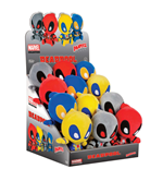 Deadpool Mopeez Plüschfiguren 12 cm Display (12)