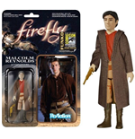 Firefly ReAction Actionfigur Malcolm Reynolds (Brown Coat) SDCC 2015 8 cm