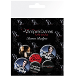 Brosche The Vampire Diaries 234601