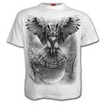 T-Shirt Spiral Wings of Wisdom
