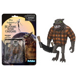Nightmare Before Christmas ReAction Actionfigur Wolfman 10 cm