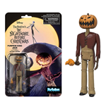 Nightmare Before Christmas ReAction Actionfigur Pumpkin King Jack 10 cm